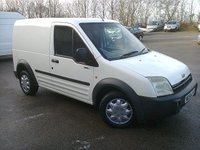 2005 FORD TRANSIT CONNECT T200 90PS SWB TDCI £1595.00