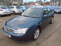2005 FORD MONDEO 2.0 LX TDCI 5d 116 BHP £1450.00