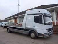 USED 2006 56 MERCEDES-BENZ ATEGO 4.3 818 SLP 174 BHP RECOVERY TRUCK TILT AND SLIDE AND SPEC LIFT