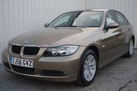 2006 BMW 3 SERIES 2.0 318I SE 4d 128 BHP £3995.00