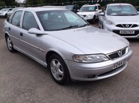 USED 1999 VAUXHALL VECTRA 1.8 GLS 16V 5d 114 BHP