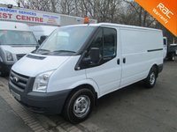 USED 2010 60 FORD TRANSIT MWB 2.2 TDCi 140 BHP 6 Speed*2 X Side Doors*
