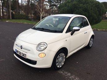 2008 FIAT 500 1.2 POP 3d 69 BHP £3750.00