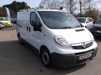 USED 2007 07 VAUXHALL VIVARO 2.0 2900CDTI SWB SHR 1d 90 BHP NO VAT - Very economical  - Excellent condition - Excellent service history !!!!