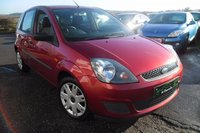 2008 FORD FIESTA 1.6 STYLE CLIMATE 16V 5d AUTO 100 BHP £4000.00