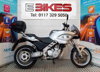 USED 2003 03 BMW F SERIES F 650 CS 650cc TOURING COMMUTING