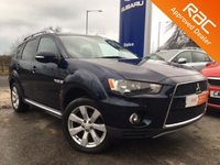 USED 2010 60 MITSUBISHI OUTLANDER 2.2 DI-D JURO 5d 156 BHP Full Service History - 1 Owner