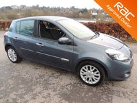 USED 2009 59 RENAULT CLIO 1.1 DYNAMIQUE TCE 5d 100 BHP