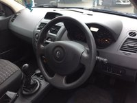 USED 2006 06 RENAULT MEGANE 1.6 AUTHENTIQUE VVT 5d 111 BHP