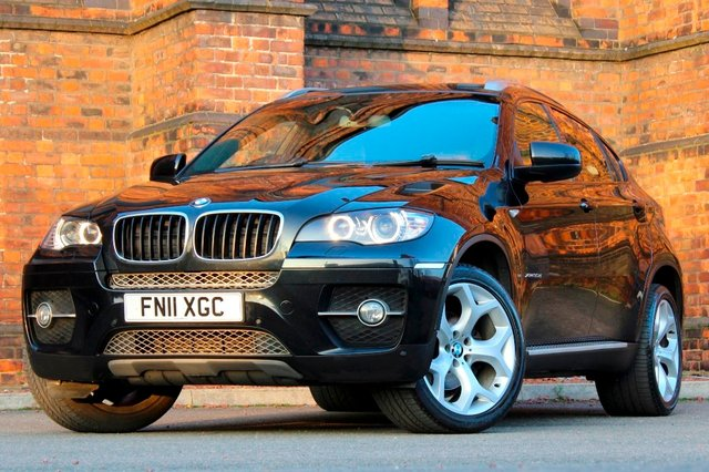 2011 11 BMW X6 3.0 30d xDrive 5dr