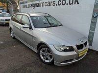 2008 BMW 3 SERIES 2.0 320D SE TOURING 5d 175 BHP £5495.00