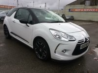 2013 CITROEN DS3 1.6 DSTYLE PLUS 3d 120 BHP £7995.00
