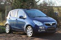 2008 VAUXHALL AGILA 1.2 DESIGN 5d AUTO 85 BHP £3000.00