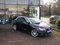 2011 AUDI A1 1.2 TFSI S LINE 3d 84 BHP £9490.00