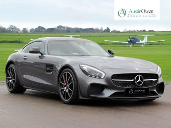 2015 MERCEDES-BENZ AMG GTS 4.0 AMG GT S EDITION 1 2d AUTO 503 BHP £107990.00