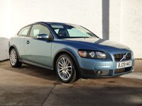 USED 2009 09 VOLVO C30 1.6 D DRIVE SE LUX 3d 110 BHP £30 Per Year Tax 60+mpg Call For Best Finance Deals