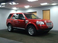 USED 2010 10 LAND ROVER FREELANDER 2.2 TD4 E XS 5d 159 BHP +++STUNNING COLOUR+++