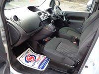 USED 2013 13 RENAULT KANGOO MAXI 0.0 LL21 ZE 1d AUTO 59 BHP
