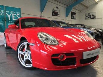 2006 PORSCHE CAYMAN 3.4 24V S 2d 295 BHP £SOLD