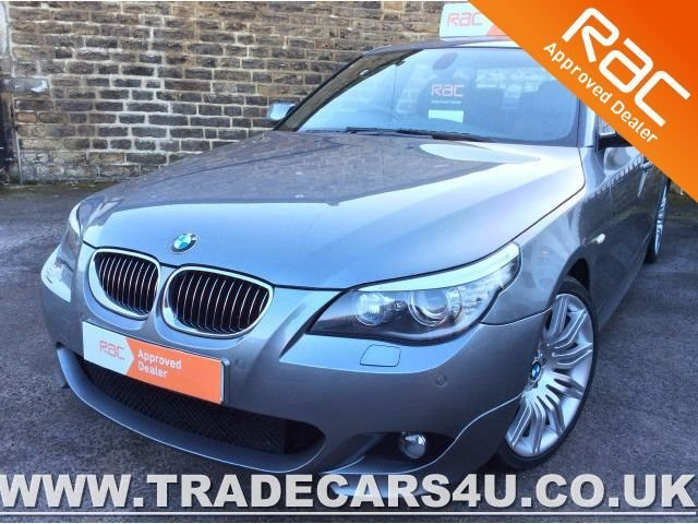 2009 59 BMW 5 SERIES BMW 530d M SPORT BUSINESS EDITION AUTO