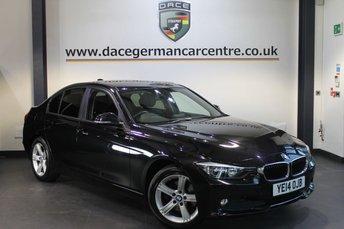 2014 BMW 3 SERIES 2.0 320D SE 4DR DIESEL 184 BHP £14640.00