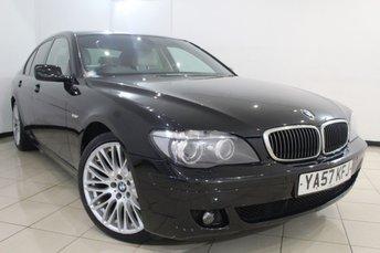 2008 BMW 7 SERIES}