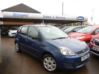 2008 FORD FIESTA 1.2 STYLE 16V 5d 78 BHP £4399.00