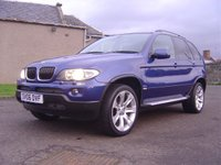2006 BMW X5 3.0 D SPORT EDITION 5d AUTO 215 BHP £8500.00