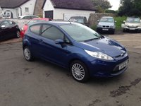 USED 2008 58 FORD FIESTA 1.2 STYLE 3d 81 BHP PRICE INCLUDES A 6 MONTH AA WARRANTY DEALER CARE EXTENDED GUARANTEE, 1 YEARS MOT AND A OIL & FILTERS SERVICE.