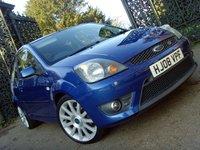 2008 FORD FIESTA 2.0 ST 16V 3d 148 BHP £3499.00