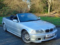 USED 2003 BMW 3 SERIES 2.5 325CI SPORT 2d GREAT CONVERTIBLE
