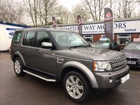 2009 LAND ROVER DISCOVERY 3.0 4 TDV6 XS 5d AUTO 245 BHP £15995.00
