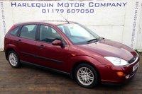 2001 FORD FOCUS 2.0 GHIA 5d 129 BHP £599.00