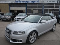 USED 2009 09 AUDI A3 2.0 TDI S LINE 2d 138 BHP FULL LEATHER - S LINE