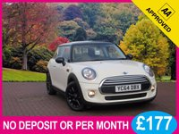 USED 2015 64 MINI HATCH COOPER 1.5 Cooper D 3dr  PRICE CHECKED DAILY – WHY PAY MORE ??