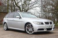 2007 BMW 3 SERIES 3.0 325D M SPORT TOURING 5d AUTO 195 BHP £5650.00
