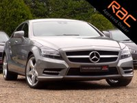 USED 2011 11 MERCEDES-BENZ CLS 350 CLS DIESEL COUPE CLS 350 CDI BlueEFFICIENCY Sport 4dr Tip Auto