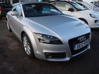 2012 AUDI TT 2.0 TDI QUATTRO SPORT 2d 170 BHP £14999.00