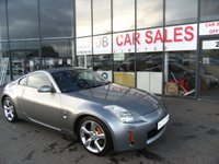 USED 2006 06 NISSAN 350 Z 3.5 V6 3d 277 BHP £0 DEPOSIT, LOW RATE FINANCE ANYONE, DRIVE AWAY TODAY!!