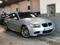 2008 BMW M3 4.0 2d 415 BHP Coupe Petrol Manual £18995.00