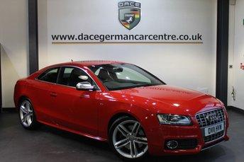 2011 AUDI S5 4.2 S5 FSI QUATTRO 3DR 354 BHP £18470.00