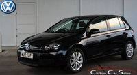 2012 VOLKSWAGEN GOLF 1.6TDi MATCH 5 DOOR 103 BHP £7990.00