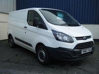 2012 FORD TRANSIT CUSTOM 2.2 270 LR P/V 1d 99 BHP £8995.00