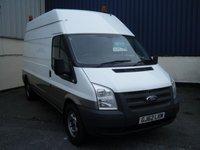 2012 FORD TRANSIT 2.2 350 H/R 1d 99 BHP £7495.00