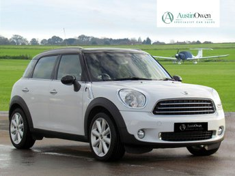 2013 MINI COUNTRYMAN 1.6 COOPER D 5d 112 BHP £10990.00
