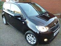 2013 SKODA CITIGO 1.0 ELEGANCE 5d AUTO 74 BHP Extra spec Car £5585.00