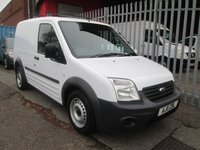 2011 FORD TRANSIT CONNECT 200 SWB Low roof 1.8 TDCi *ONLY 19000 MILES* £5750.00