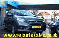 USED 2013 63 HONDA CR-V 2.2 I-DTEC SR 5dr 148 BHP Beautiful Condition Inside & Out with BLUETOOTH & DAB