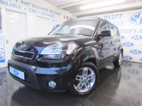 2011 KIA SOUL 1.6 2 CRDI 5d AUTO 127 BHP £5895.00