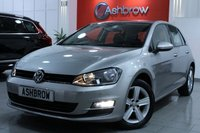 2014 VOLKSWAGEN GOLF 1.6 TDI MATCH BLUEMOTION TECH DSG 5d AUTO 105 S/S £11983.00